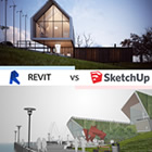 Revit vs SketchUp