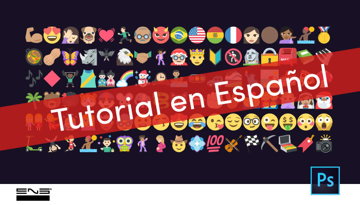 Como insertar emoticonos en Photoshop
